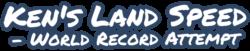 Ken's Land Speed Record